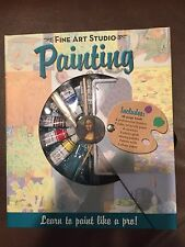 New Fine Art Studio Painting Kit