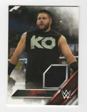 Kevin Owens SHIRT RELIC /299 2016 Topps WWE USED SWATCH Wrestling ROH NXT AEW
