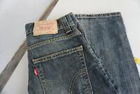Levis Levi's 511 Damen Jeans Hose 29/32 W29 L32 stonewashed blau TOP C2
