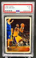 Kobe Bryant 1996 Rookie Topps #138 PSA 5 EX Los Angeles Lakers