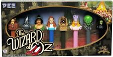 WIZARD OF OZ NEW Limited Edition NUMBERED PEZ Dispensers Set of 8 Factory sealed