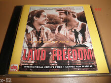 KEN LOACH LAND and FREEDOM soundtrack CD score GEORGE FENTON ost
