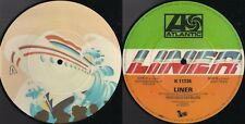 DISCO 45 GIRI    LINER - KEEP REACHING OUT FOR LOVE // NIGHT TRAIN
