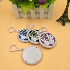 Mini Portable Digital Electronic Calculator Cute Football Shape Key Chain Ring