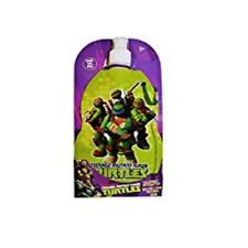 New Teenage Mutant Ninja Turtles Collapsible Water Bottle 380ml Sans BPA Free