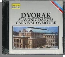 Antonin Dvorak - Slavonic Dances, Carnival Overture - New Classical Music CD!