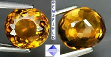 IF - 1.91ct !!! GROSSULAIRE du MALI - lumineux whisky miel - poli AAA++