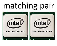 2x Intel Xeon E5-2670, CPU 8 Core 2,6Ghz bis 3,3GHz LGA 2011 >> matching pair <<