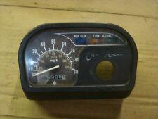 Suzuki. SB200 SB 200 Speedometer & housing 9908 miles good cases, studs no wirin
