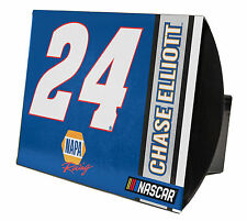 NASCAR #24 Chase Elliot Metal Trailer Hitch Cover-NASCAR Trailer Hitch Cover
