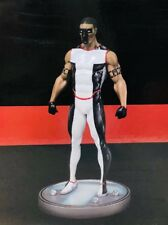 "Rare Mr. Terrific 12"" Statue By Heroes4Us Custom Con DC Comics Justice Society"
