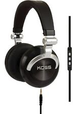 """Koss PRODJ200 DJ Headphone Headset with Media Control """