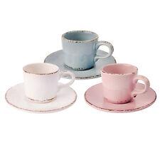 Espressotassen & Untertassen aus Keramik für die Küche