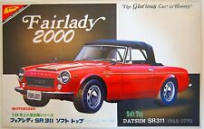 Datsun SR311 Fairlady 2000 Soft Top  - Nichimo 1/24