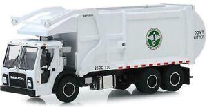New York City Dept. of Sanitation DSNY 2019 Mack Front Loading  Garbage Truck
