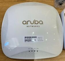 Aruba Instant IAP-215-RW 802.11ac Wireless Access Point + Wall & Ceiling Bracket