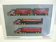 Herpa Miniaturmodelle Royal American Shows Die-Cast Set