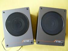 2 Lautsprecher-Kompaktboxen