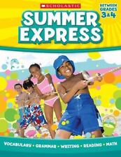 Summer Express Between Third and Fourth Grade Scholastic, Teaching Resources, S
