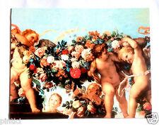 ANGELO IMMAGINE rosenbild 30x40 Stampa artistica su MDF PIASTRA di Custode con