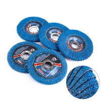 """5Pc 5""""Flap Disc Grinding Wheel Sanding Disc Wood Abrasive Tool For Angle Grinder"""