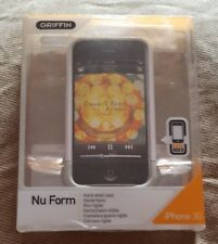Griffin NU forma Custodia Rigida per iPhone 3 G Bianco 6246-IP 2 formw