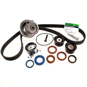 Tru-Flow Timing Belt & Water Pump Kit TFK005P fits Holden Vectra 2.0 i (JR), ...