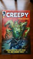 Creepy Issue #1 Eric Powell cover 2009 Dark Horse comics 48 fear-filled pages
