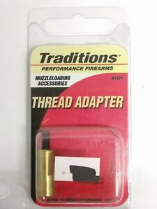 Qty 5 Traditions Performance Muzzle Loading Thread Adapter A1271