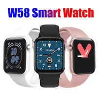 W58 Smart Watch Measure Body Smart watch Heart Rate Touch Screen Bluetooth