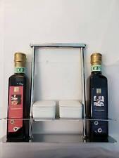 """Alessi Set condimenti Olio -aceto--pepe """"trattore"""""""