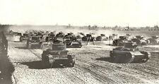 WWII US RP- Armor- Russian Tank- T-26 Tank- Japanese Soviet Asian Border- 1938
