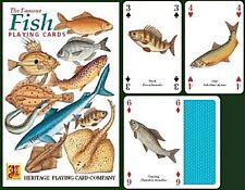 FISH Set di 52 carte da gioco + Buffoni (HPC)