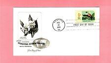 1969 LADY'S SLIPPER 11th Intl. Botanical Congress Artmaster FDC 6c Scott 1377