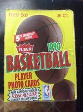 1990-91 Fleer Basketball Unopened (1)ONE Pack Michael Jordan Possible High Grade