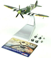 Corgi Supermarine Spitfire XIV RM740- August 1944 1:72 Die-Cast Airplane AA38707
