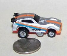 Small Micro Machine Plastic Plymouth Arrow Funny Car Dragster