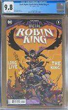 Dark Nights Death Metal: Robin King #1 CGC 9.8