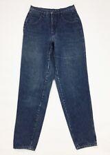 Armani jeans donna usato vita alta hot mom denim blu w32 tg 46 vintage sexy