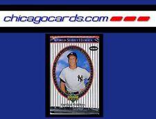 2002 Upper Deck World Series Heroes Baseball Hobby Pack (Match-up Jersey)?