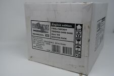 Final Fantasy Opus 8 Carton containing 6 Booster Display boxes (New, Sealed)