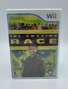 The Amazing Race (2010, Nintendo Wii) Brand New
