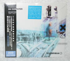 Radiohead OK Computer OKNOTOK 1997-2017 Taiwan 2-CD+sticker w/OBI digipak
