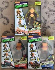 TEENAGE MUTANT NINJA TURTLES MUTATIONS TWIST N MUTATE LOT (3) MIB SHIPS FAST