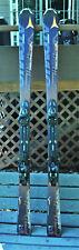 Atomic Vario Fiber Downhill Skis with Integrated Atomic XTL 9 Bindings 164cm
