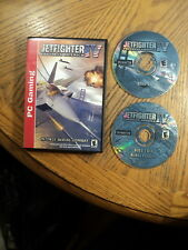 JetFighter IV: Fortress America (PC, 2000) 2 Discs & Case