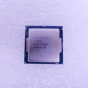 Intel Core i7-6700 3.4 GHz CPU Processor (SR2L2) UNTESTED