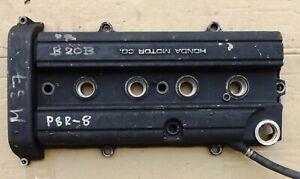 HONDA B20B 2,0cc DOHC EFI MODEL 1996 01 BLACK TOP VALVE COVER USED