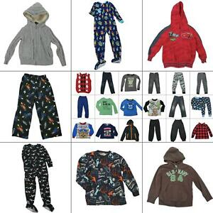 Lot 31 Boys Fall Winter Clothing Bundle Size 5 5T Toddler Warm Top Pants Jeans
