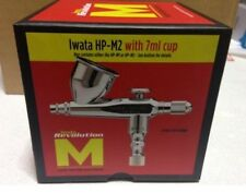 Anest Iwata HPM2 HP-M2 Revolution Mini 0.4mm Airbrush Spray Gun